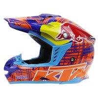 Wholesale Helmet Size Xl - New STYLE KTM Motorcycle Helmet motocross Helmet autocyclehelmet Motorcross motorbike helmets made of ABS size M L XL XXL