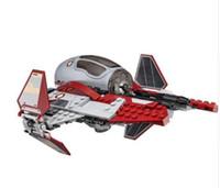 Wholesale Toy Bicks - G 05020 No box Obiwan's Jedi interceptor Micro Fighters Building Bicks Blocks Baby toys