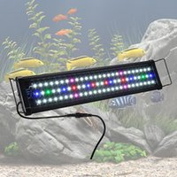 Aquarium Full Spectrum Multi-Color LED Light 0.5W 78 LED para 24