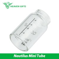Wholesale Mini Cartomizer - Aspire Nautilus Mini Replacement Tube 2ml Aspire Nautilus Mini BVC Cartomizer Hollowing Design Tube 100% Original DHL Free Shipping