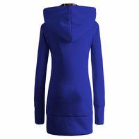 Wholesale Woman Leopard Fleece Jackets - New New women winter cap leopard print fleece jacket female coat Free Shipping