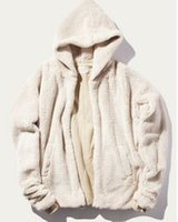 Wholesale Custom plush hoodie men Buy Cheap Oversize plush