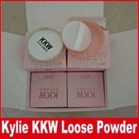 Wholesale Natural Collection Foundation - Kylie kkw Collection Face Powder 6 color Loose Setting Powder for Women New Foundation Loose Powder Makeup
