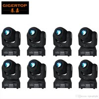 Compra Luci Poco Costose Per La Decorazione-Freeshipping 8 unità 10W Mini Led Moving Head Spot Color Luce / Ruota Gobo prezzo poco costoso per il modello Disco / Party Decoration Led TP-L652