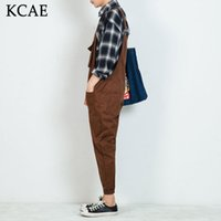 Wholesale Korean Casual Trousers For Men - Wholesale-2016 plus size jumpsuits and rompers for men korean nice jean fashion work clothes pants casual work pants trousers