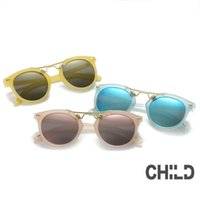 Wholesale Golden Environmental - Boys and girls sun glasses ultraviolet polarizing sunglasses waterproof and dustproof healthy environmental protection
