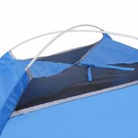 familien-sonnenzelt großhandel-Großhandels- (Schiff von US) 3-4 Person schnelles automatisches knallen oben öffnendes Strand-Sonnenschutz-Schutz im Freien kampierendes Fischen-Wandern-Familien-Zelt