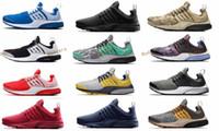 Wholesale Body Breathe - Wholesale Air PRESTO BR QS Breathe Black White Mens Basketball Shoes Sneakers Women,Running Shoes For Men Sports Shoe,Walking designer shoes