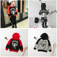 Wholesale Character Winter Jackets For Kids - Casual Cartoon Coat Jacket Hoodies for Children Boys Girls FALL Winter Warm Fashion Kids Hoodies Tops Boutique Clothing Kids Clothes 1-6Y