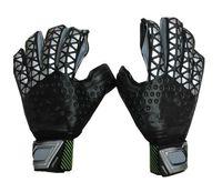 Wholesale Original Gloves - 2017 Soccer Gloves Original AD Logo Ace Zones Predator Allround Latex Soccer Gloves De Futebol Gloves Luva De Goleiro