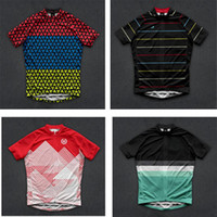 Wholesale bicycle clothing for men - 2017 New Twin Six team cycling Jersey bicycle clothing Ropa De Ciclismo Men Breathable 100% Polyester bike clothing for MTB