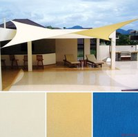 Wholesale square shape x3m HDPE square home garden use sun shade sail