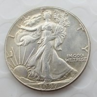 Wholesale Open Box Sales - High Quality 1937d Walking Liberty Half Dollar COIN COPY Whole Sale High Quality Cheap Factory Price