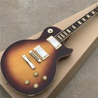 ingrosso buona chitarra-Vendita calda! Chitarra diretta in fabbrica, chitarra elettrica, come la foto, può essere molto personalizzata, di buona qualità