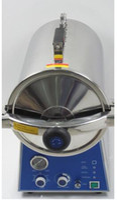 Wholesale Dental Pressure - Desktop High Pressure 24L Steam Autoclave Sterilizer Stainless Steel Dental