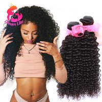 Wholesale Peruvian Kinky Curly Virgin Hair Bundles Curly Weave Human Hair Extensions Unprocessed Peruvian Virgin Hair Weave Hot Sale Deep Curly