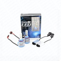 Wholesale 35w Led Fog Light - XIANGSHANG Led Car Headlight Fog Lamp H11 Xenon White Bulb 35W 3500Lm Replacement Foglamp Auto External Lights Play and Plug