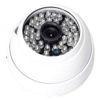 "Wholesale Security Camera 48ir - HD 1 3"" CMOS 1300TVL Color Cctv Rainproof Outdoor Weatherproof Security Camera 48IR 3.6mm Lens S31"