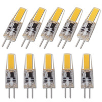 2 Watt G4 LED Bi-Pin Basis COB 12V Glühbirne Warmweiß 3000K wasserdicht Halogen G4 20W ~ 25W LED Ersatz