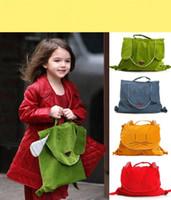 Wholesale Manuella Backpack Bags - 30pcs Manuella Backpack bags handbags girls' school bag satchel schoolbag children's backpacks wrap