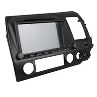 Wholesale Honda Civic Right - best price 8inch Car DVD player for Honda Civic right Andriod 5.1 OS with GPS,Steering Wheel Control,Bluetooth, Radio