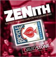 Wholesale Magic Card Tricks Dvd - Wholesale- free shipping! 2015 New Arrival Zenith (DVD and Gimmicks),Card Magic Tricks,Close Up Magic,Street Magic Props