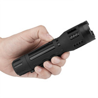 Wholesale Rechargeable Portable Led Working Light - Hot Sale New 1321 Type Edc Linternas Light Cree Led Tactical Flashlight Lanterna Self defense Torch Free Shipping