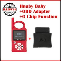 Wholesale Baby Bmw - Super function original jmd handy baby car key copy auto key programmer V8.2.1 for 4D 46 48 Chips + OBD Adapter + G Chip Function