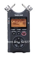 All'ingrosso-Originale Tascam DR-40 palmare registratore vocale penna digitale di registrazione professionale