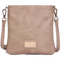 2017 Femmes Classic Diagonal Ladies Cross Body Strap Shoulder Messenger Bag Sac à main Sac à main Noir Khaki Marron