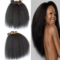 Wholesale Premium Now 18 Inch - 8a virgin brazilian remy kinky straight hair weaves hair products premium now hair weaves 3 bundles from naturalhairfactoy