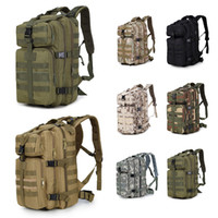 Wholesale backpack 3p for sale - Group buy Outdoor P Military Tactical Backpacks Waterproof Nylon Oxford Camouflage L Rucksacks Camping Hiking Bag Trekking Bag Sho