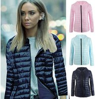 Wholesale Ladies Coats Wholesalers - Wholesale- Fashion Women Lady Clothes Winter Warm Down Hooded Windbreaker Parka Coat Outwear Clothing Jacket