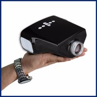 Wholesale Home Theater Cheapest - Wholesale-Hot Selling Cheapest Mini Portable E03 LED Projector Digital Video Projector HD Proyector Home Cinema Theater