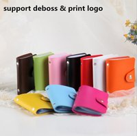 Mini card book canada best selling mini card book from top sellers e10 colors choose candy fashion card holder leather business card holder credit book id card case reheart Images
