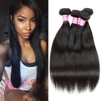 Wholesale Straight Mixed Weave - Cosy Brazilian Straight Human Hair Bundles Unprocessed Brazilian Human Hair Extensions Mixed Length Cheap Brazilian Human Hair Weave Bundles