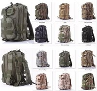 Wholesale Retai l nylon L Outdoor Sport Military Tactical Backpack Rucksacks Camping Hiking Trekking Bag