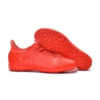 Wholesale Indoor Winter Boots - 2017 the new selling Indoor Soccer Shoes Futsal Football Shoes X 16.3 IN IC Soccer Boots Football Boots Soccer Football Cleats free shopping