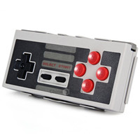 Wholesale ios gaming controller for sale - 8Bitdo NES30 Wireless Bluetooth gaming Gamepad Game Controller With Joystick for iOS Android PC Mac Linux