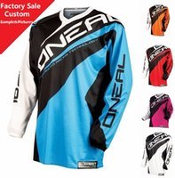 Wholesale Ropa Motocross - Bicycle Jersey Quick Dry Downhill Shirt Motocross Cycling Clothing MTB Mountain Bike Clothes Bicycle Ropa Maillot T-shirt free shipping