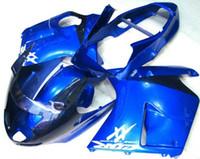 Wholesale honda blackbird - New Fairings set For CBR1100XX Blackbird 1996 2007 CBR 1100XX CBR1100 XX 96 97 98 99 00 01 02 03 04 05 06 07 nice blackNew ABS Fairings For