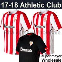 Soccer Men Short 2017 2018 Athletic Club Bilbao Soccer jerseys 17 18  SUSAETA GURPEGUI Soccer Shirt f5a5df8e16e72