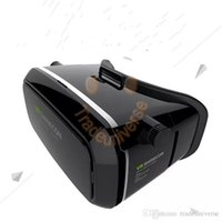 Wholesale Virtual Lighting - 2016 Hot Selling Version Virtual Reality 3D Glasses Google Cardboard VR Shinecon With Without Bluetooth Controller Anti Blue Light