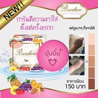 Wholesale Natural Soap Products - Thailand Bumebime Soap 100g Handmade Whitening Soaps Natural Mask White Bright Skin Reduce Dark Spot Body Skin Care Product