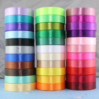Wholesale Wholesale Polyester Webbing Straps - 2cm Polyester Webbing Ribbon For DIY Yoga Strap Tote Bag Handle Backpack Strap Leash Outdoor Chair Multi Color Optional