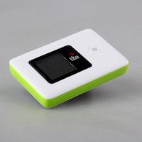 4G LTE FDD TDD Wifi Router Pocket Wireless Hotspot con slot per schede SIM 2000mAh Batteria LR112A