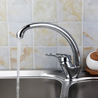 Wholesale RU Modern Rotation Swivel Hot Cold Water Kitchen Faucet Pure Water Faucet Drinking Water Mixer Tap