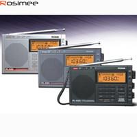 ingrosso ricevitore portatile ssb-Radio FM a banda larga FM / MW / SW-SBB all'ingrosso-Tecsun PL-600 Full-Band Ricevitore digitale Ricevitore digitale Radio stereo Radio portatile Alta sensibilità