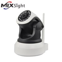 Wholesale Wireless Recording Cctv - 720P 1.0MP IP Camera CCTV Surveillance Cameras Home Security HD Wireless Wifi Night Vision Recording Network Baby Monitor
