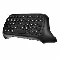Wholesale Keyboard Microsoft - DOBE 2.4G Mini Wireless Chatpad Message 47-Key Keyboard for Microsoft Xbox One Controller